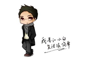 云聚客H5《我是江小白》