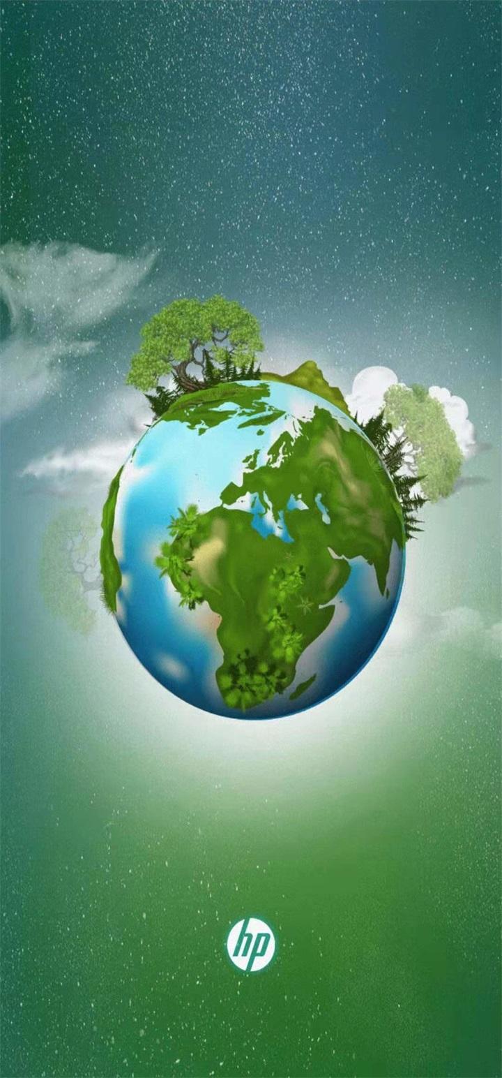 还给地球一片绿